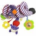 2016 Новый Рождественский Подарок Автомобиль Плюшевые Кровать Детская Кровать Висит Колокол новорожденные Дети Погремушки Мобильные Игрушки Каваи Детей Игрушки Для Детей куклы