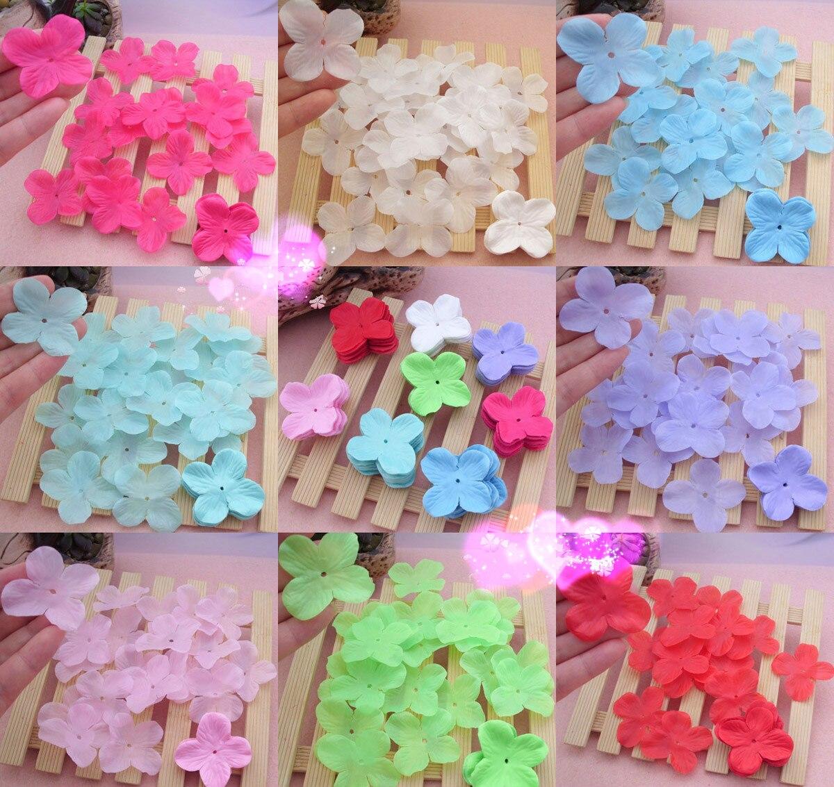 300 шт. Искусственный поддельные цветок шелк Лепестки роз вишни лепесток свадебные декоративные цветы для украшения acb1400