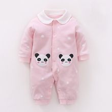 YiErYing Newborn Baby Clothes lovely printing Rompers Girls Boys Clothing Jumpsuits Roupas Bebes Infant Costume
