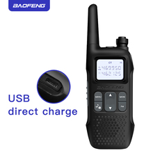 2 pçs baofeng mini walkie talkie rádio cb portátil r8 rádio de 2 vias walky talky emissoras boafeng rádio comunicador de presunto frs gmrs