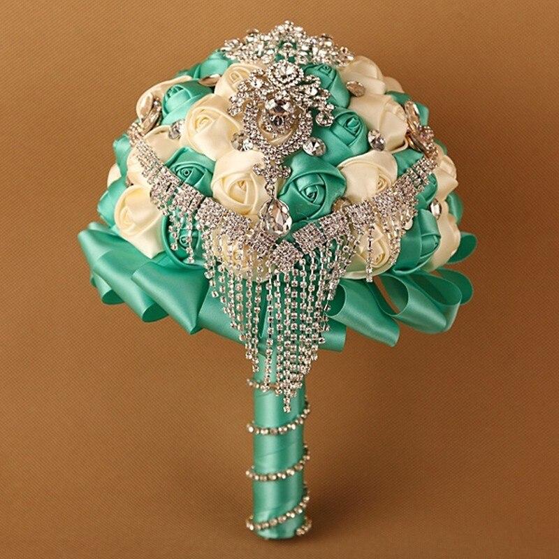 Tiffany Blue Silk Flowers Images - Flower Decoration Ideas