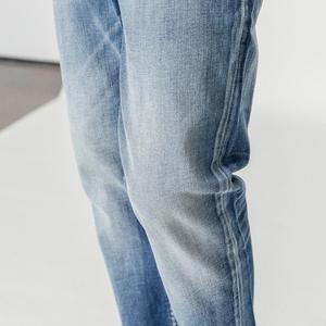 Image 2 - SIMWOOD 새로운 2020 청바지 남성 패션 데님 발목 길이 Modis 바지 슬림 플러스 사이즈 바지 브랜드 의류 Streetwear 청바지 190028