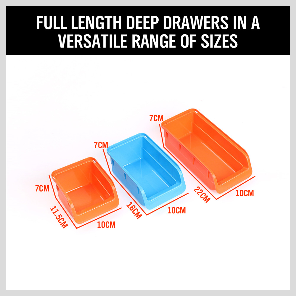 aliexpress com buy new wall mounted storage bin rack tool parts aliexpress com buy new wall mounted storage bin rack tool parts garage unit shelving organiser box from reliable box dvb suppliers on horusdy official