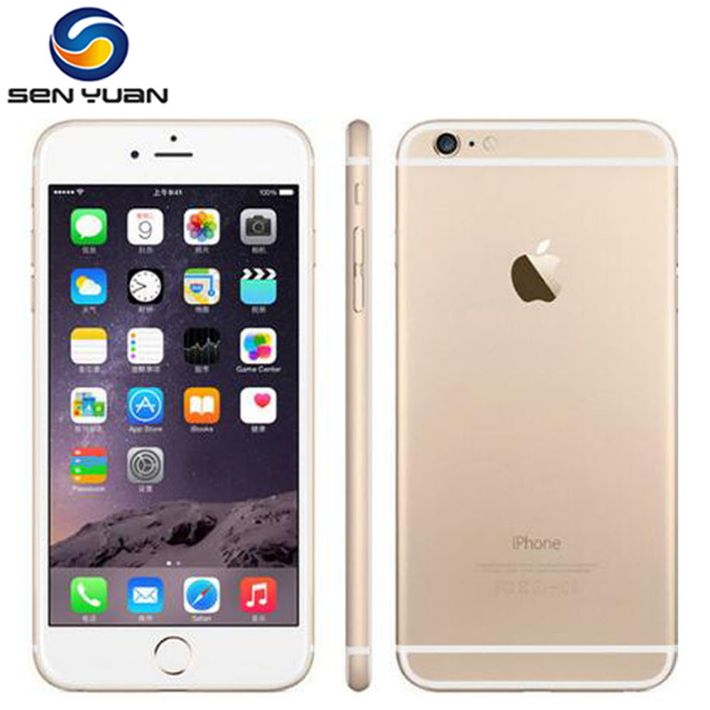 "bilder für Original Entsperrt Apple iPhone 6 Dual Core IOS Handy 4,7 ""IPS 16/64/128 GB ROM 4G WIFI GPS iphone 6 cell telefon"