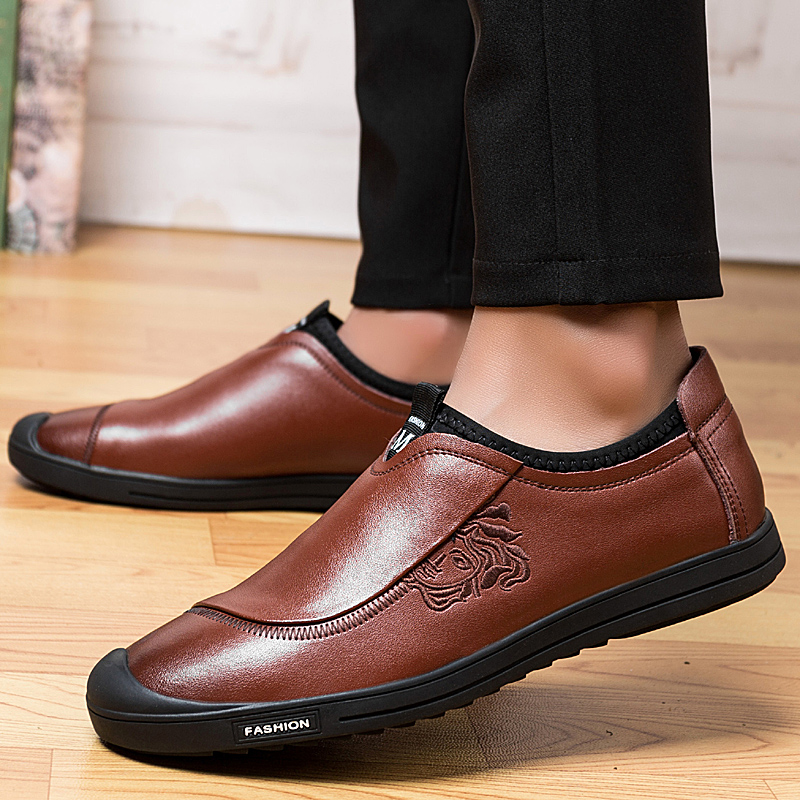 Brand Summer spring Breathable Genuine Leather Flats Loafers Men Casual shoes men Luxury Fashion Slip On Driving shoes Jx5 luxury men shoes black loafers leather men s casual shoes brand comfortable spring fashion breathable men shoes us12 eu46
