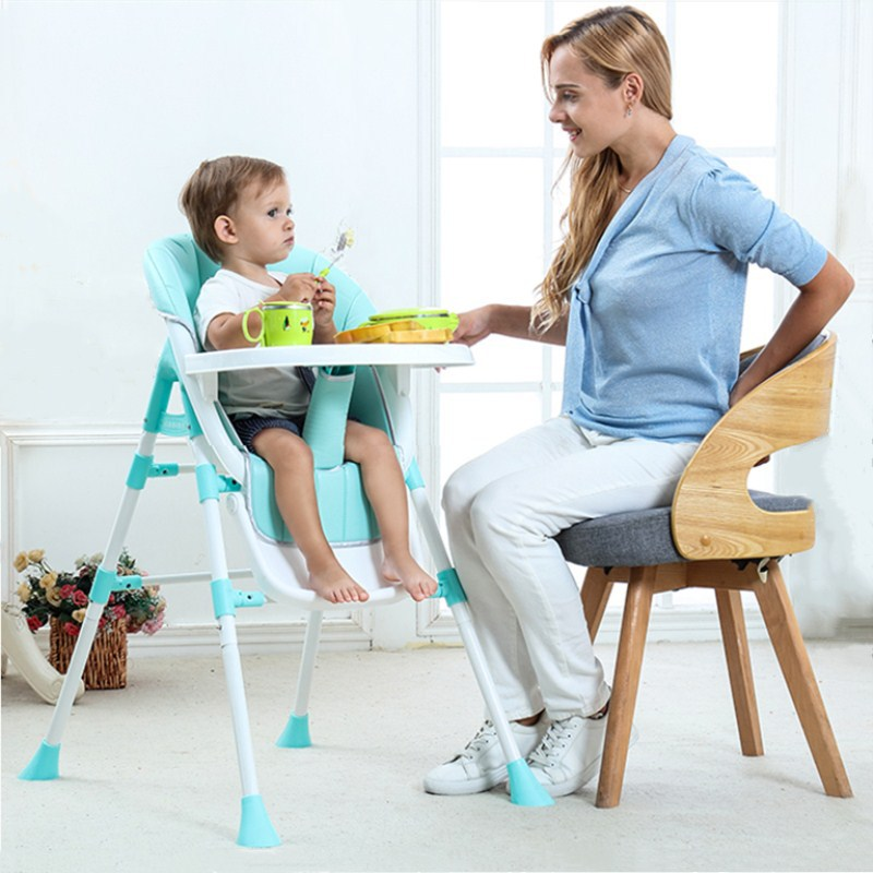Adjustable Baby Feeding High Chair For Children Feeding Chairs Portable Baby Eat Dining Chair Baby Safety Table Chairs comboAdjustable Baby Feeding High Chair For Children Feeding Chairs Portable Baby Eat Dining Chair Baby Safety Table Chairs combo