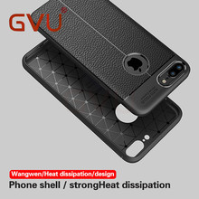 GVU High Quality Phone Case For iphone 6 Case Luxury TPU Silicone Soft Shell For iPhone 5 5s 6 6s 7 8 Plus X Case Cover