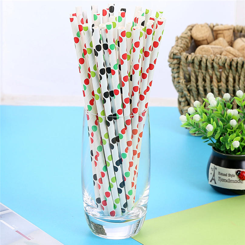 Paper Straws for Wedding Party Kids Birthday Party Decoration Supplies Colorful Paper Drinking Straws 25PC Set kulki protein #15