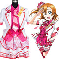Lovelive Love Live!SIF Honoka Kousaka Cosplay Costume Outfit Uniform After School Dress For Halloween Carnival Christmas