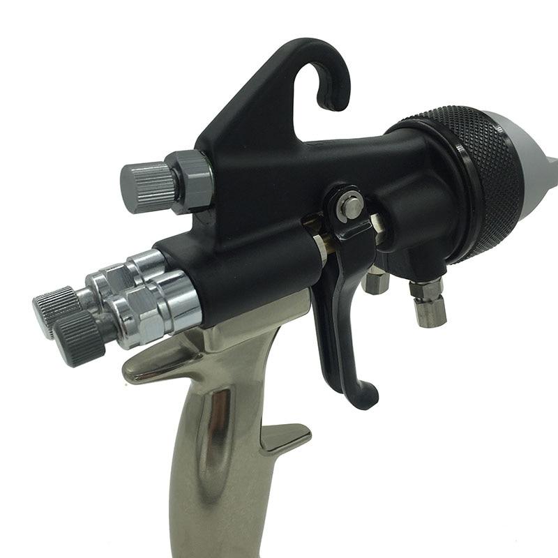 SAT1205 kiváló minőségű szórópisztoly autófestéshez pistola - Elektromos kéziszerszámok - Fénykép 3