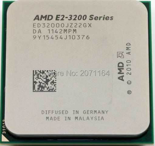 Для Intel Celeron Dual-Core E3200 775-контактный ПРОЦЕССОР 2.4 ГГц Настольных ПК