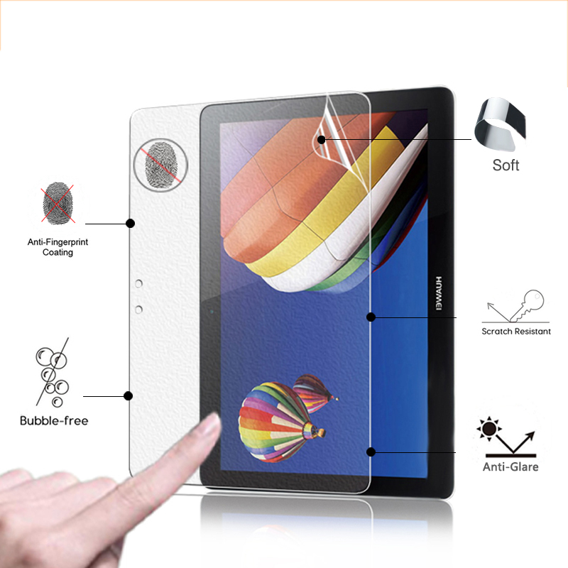 Anti-Glare Screen Protector Matte Film For Huawei MediaPad 10 Link S10-231U 10.1