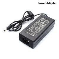 12V 5A 6A 7A 8A AC 100 V-240V Konverter Adapter DC 5V 5A 6A 8A Netzteil DC 5,5mm x 2,1mm für 5050/3528 LED Licht LCD Monitor