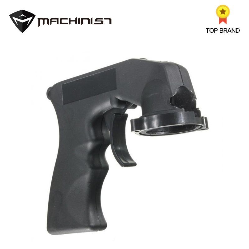New Aerosol Spray Can Handle With Full Grip Trigger For Painting Spray Gun Car Color Changing Tools Wall Painting Tools
