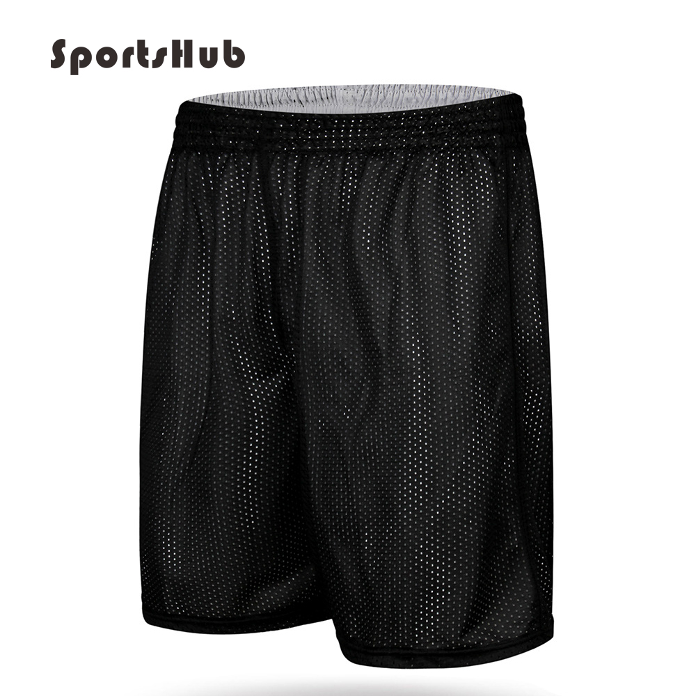SPORTSHUB Double-Sides Wearing Ultra-light Breathable Professional Sport Shorts Basketball Shorts Gym Training Shorts SAA0008