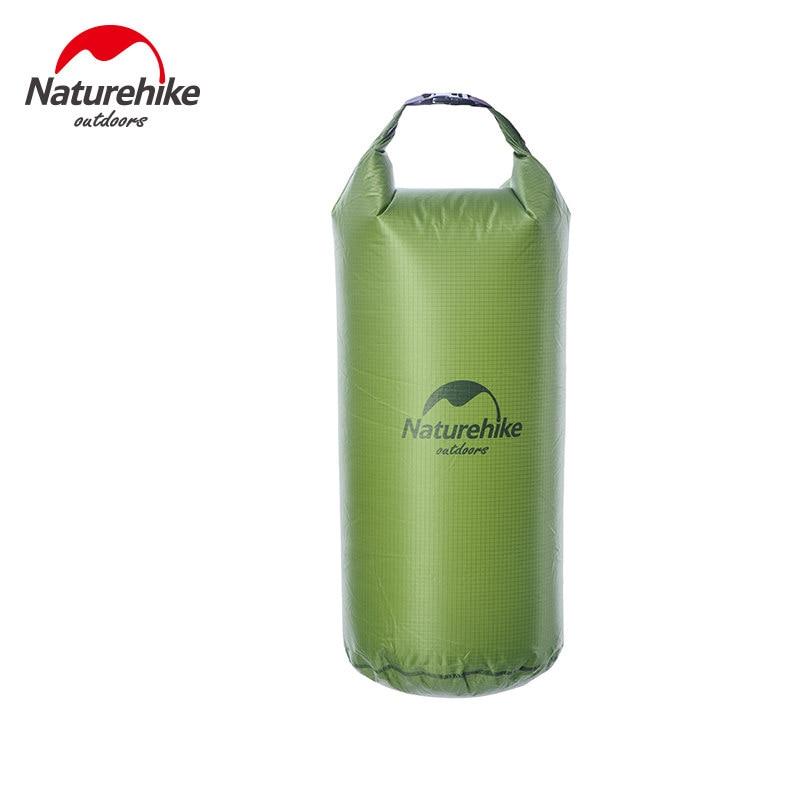 NatureHike FS15U020-L 20L Waterproof Water Resistant Dry Bag Sack Storage Pack Pouch Swimming Kayaking Canoeing River Trekking