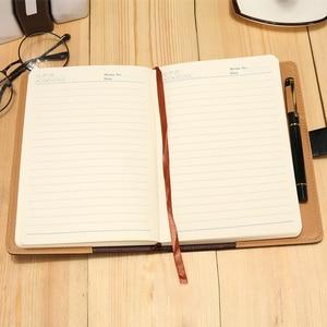 Image 4 - B6 kore Retro dizüstü şifre kilitli kitap yaratıcı okul ofis malzemeleri kırtasiye kişisel günlük defteri kapak planlayıcısı