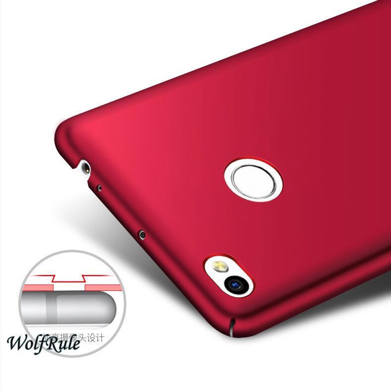 Mi Max 2 För Cover Xiaomi Mi Max 2 Case Anti Knock smooth Slim PC - Reservdelar och tillbehör för mobiltelefoner - Foto 4