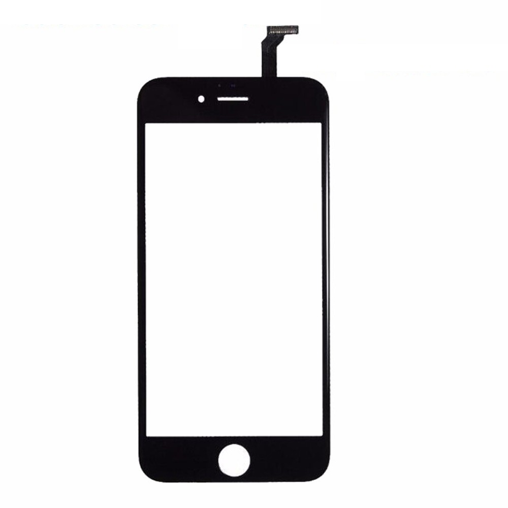 100-Test-Working-New-Sensor-Outer-Glass-Panel-Touch-Screen-Digitizer-For-Iphone-6-4-7