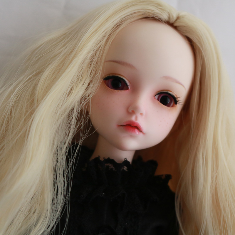 2018 New Arrival 1/6 BJD Doll BJD/SD Fashion LOVELY Doll Include Eyes With Fleckles For Baby Girl Gift кукла bjd dc doll chateau 6 bjd sd doll zora soom volks