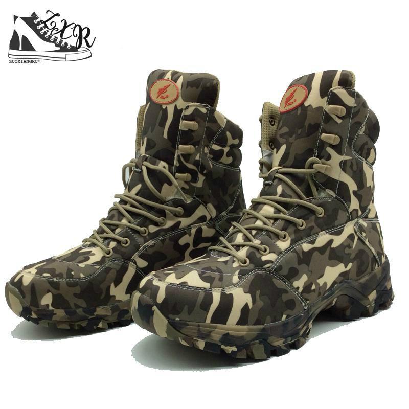 Zuoxiangru Fashion Big Size Warn fur Leather Lining Winter Snow Men Warm boot Warmest Casusl style Men Winter boots size 36 48