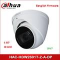 Dahua HAC-HDW2601T-Z-A-DP 6MP WDR HDCVI IR Eyeball камера 2 7-13 5 мм Моторизованный объектив Аудио встроенный микрофон CCTV Камера