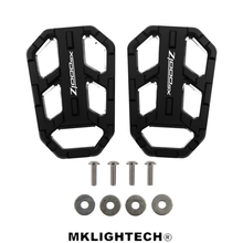 MKLIGHTECH Motorcycle Accessories FOR KAWASAKI Z1000SX Z1000 SX 2011-2018 CNC Aluminum Alloy Widened Pedals стоимость