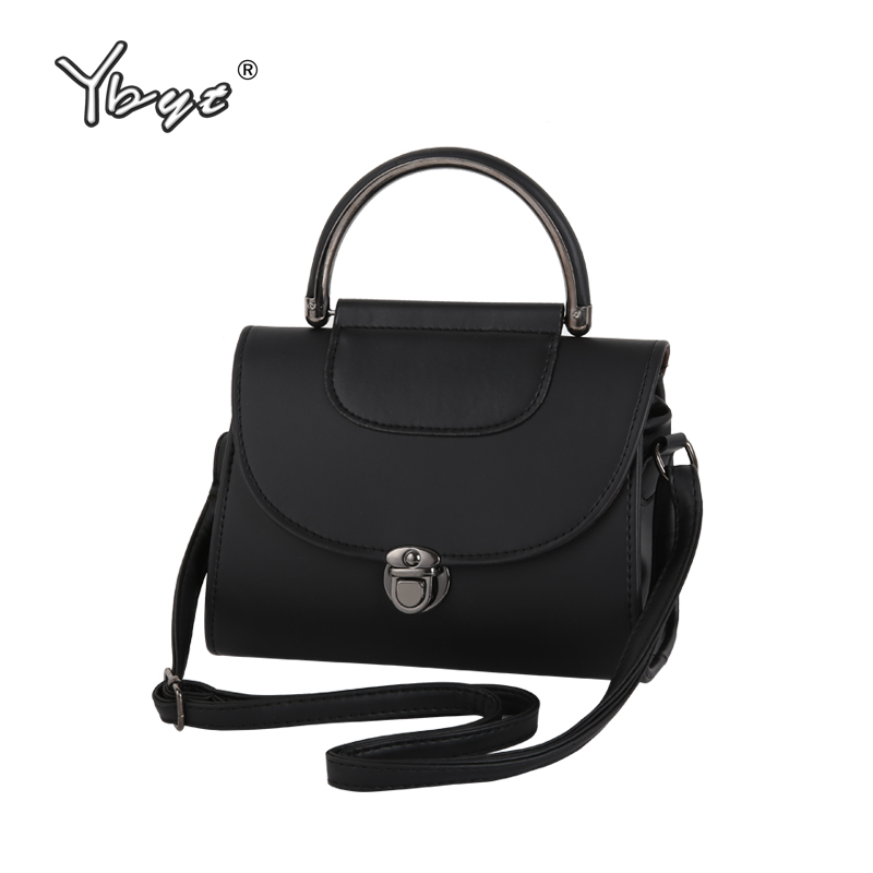 YBYT brand 2017 new ladies vintage casual flap bag hotsale simple joker fashion handbag women shoulder messenger crossbody bags ybyt brand 2017 new fashion cute round handle flap hotsale pu leather ladies shopping handbags shoulder messenger crossbody bags