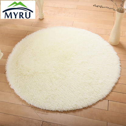 Carpet Chair Mats Wood Side Aliexpress Com Buy Diameter 60cm Round Rugs Wholesale Mat For Cushion Yoga Free Shipping