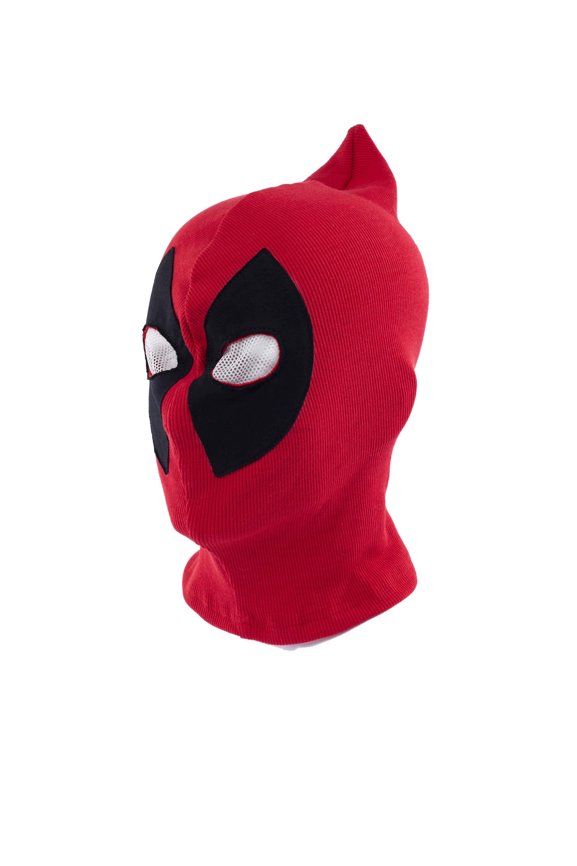 Adult Winter Hat Hats Marvel Deadpool Mask Superhero Balaclava Halloween  Costume Headgear Arrow Party Hood Cap 897a035adf3