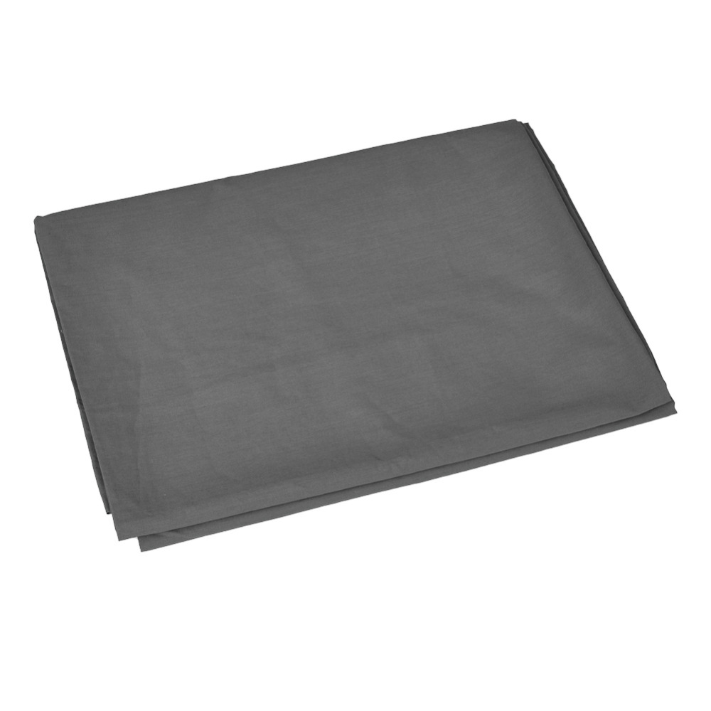 Neewer 1.8x2.8M/ 6x9ft Photo Studio 100% Pure Muslin Collapsible Backdrop Background for Photography/Video/Televison - GREY