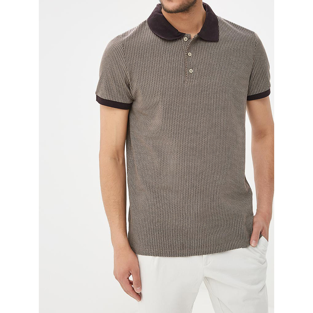 Polo Shirts MODIS M181M00302 men t-shirt cotton for male TmallFS