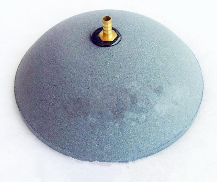 Высокая температура спеченного корунда пузырь камень, озон диффузор для очистки воды диаметр 202 мм