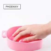 1Pcs Nail Hand Bowl Basin Hand Finger Tips DIY Salon Nail Spa