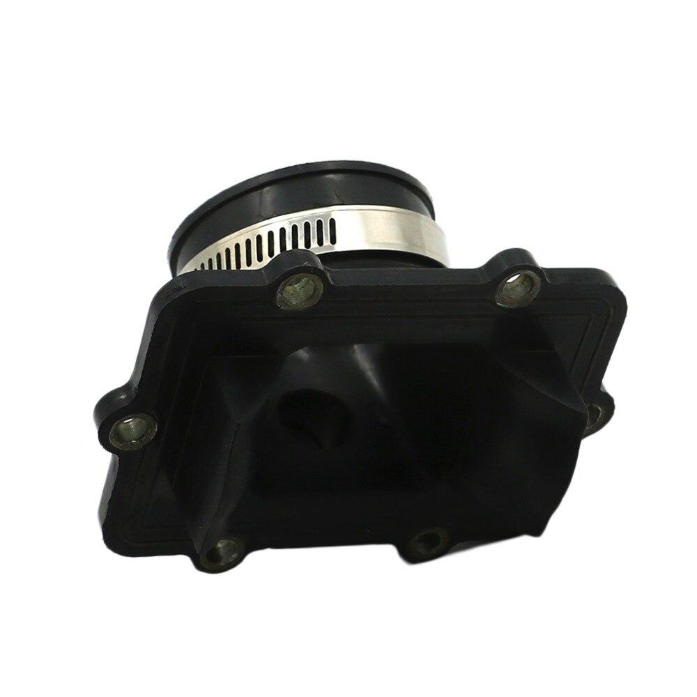 2 x 45mm Carburetor Carb Inlet Manifold Intake Boot for SKI DOO 500//600 Snowmobiles