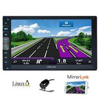 7 Inch Double Din 2 Din Car Stereo Radio HD Capacitive Car Styling No DVD Player