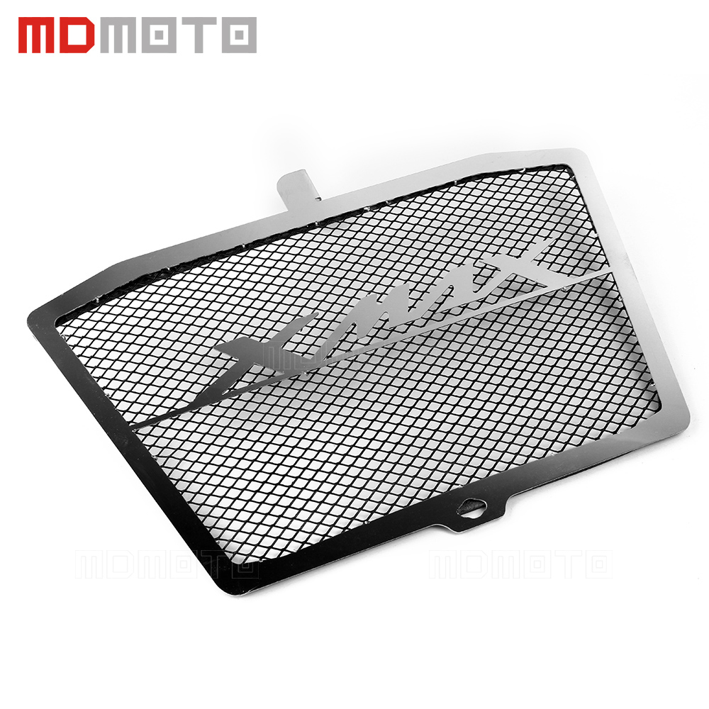 Motorcycle Accessories Radiator Grille Guard Cover Protector tank For YAMAHA XMAX X max 250 300 400 2017 motorcycle modified parts cnc water oil fuel tank cooling radiating cover cap for yamaha xmax x max 125 250 300 400