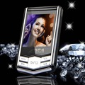 "Digital 8G Slim 1.8"" Screen LCD MP3 MP4 Player Music Video FM Radio +Earphone"