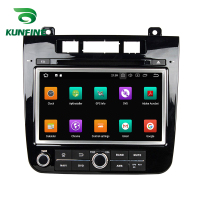 4GB RAM Octa Core Android 8.0 Car DVD GPS Navigation Multimedia Player Car Stereo for VW TOUAREG 2010 2011 2012 2013 2014