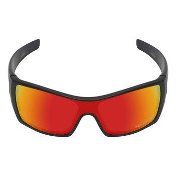 красные линзы солнцезащитные очки   Mryok + поляризационные противостоять морской Замена Оптические стёкла для Batwolf Солнцезащитные очки для женщин огонь красный