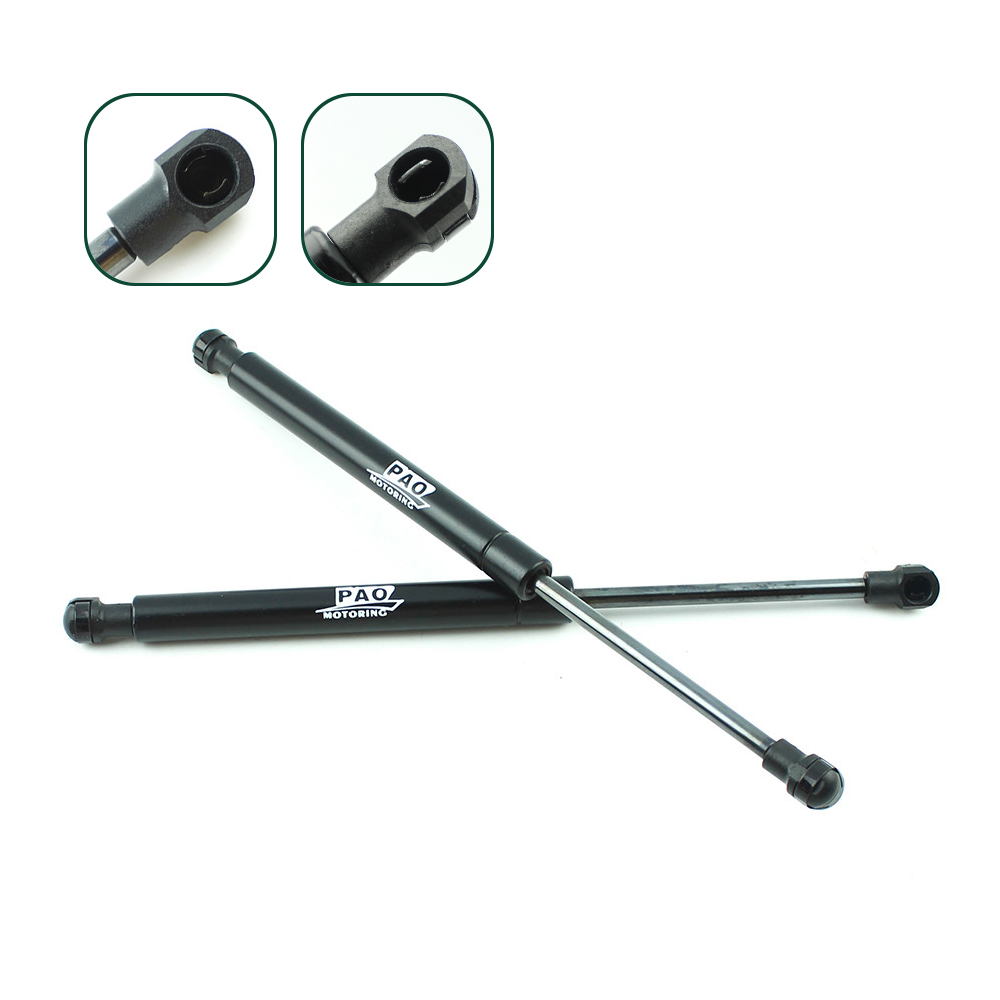 1Pair Auto Hatchback Tailgate Trunk Boot Gas Struts Spring Lift Supports For Honda Fit 2006-2008 Base 415 Mm