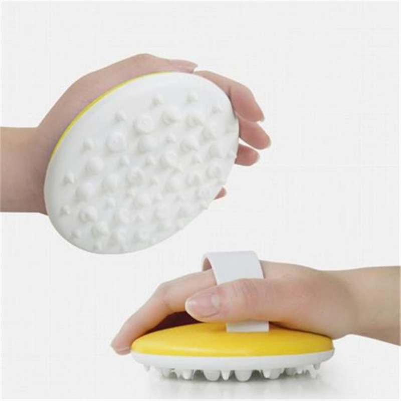 Anti-Cellulite Massage Brush For Body Slimming Massage Spa Bath Exfoliat Brush For Body Massager Cellulite Reduction