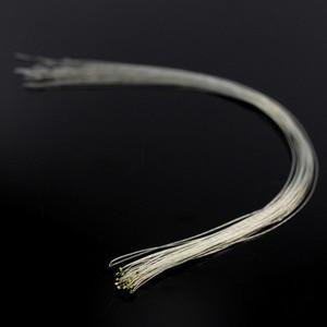 Image 2 - 0402 SMD Led T0402W 20 stücke Pre gelötet micro litz verdrahtete führt Helle Weiße NEUE