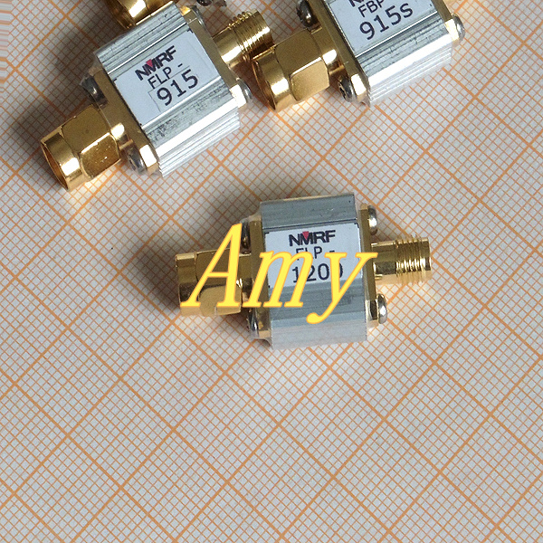 1200MHz FPV 1.2G high definition digital image transmission special low pass filter using Mini chip