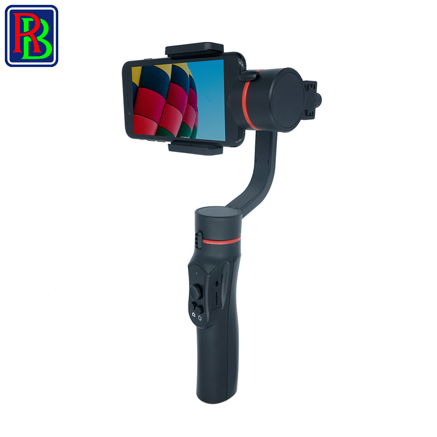 Raybow S4 3 axis handheld video camera stabilizer for smpartphone gopro dslr camera
