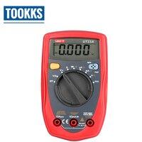Megohmmeter Digital Multimeter UNI T UT33A LCD AC DC Voltage Current Automatic Range DC AC Resistance