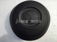 Airbag cover Suitable for Mazda C – X5, hereby, Sarah the steering wheel airbag Free shipping, free delivery flag