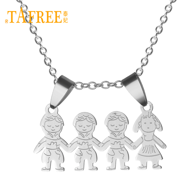 belle friends kids unicorn jewelry necklace fashion diamond kid cute ee for best vieeoease flamingo pendant product child