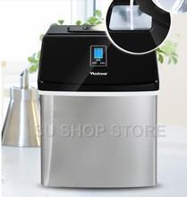 Коммерческих/Бытовых Льда Чай С Молоком Магазин/Кафе/Холодный Напиток Магазин Куб Машина Нержавеющей Стали