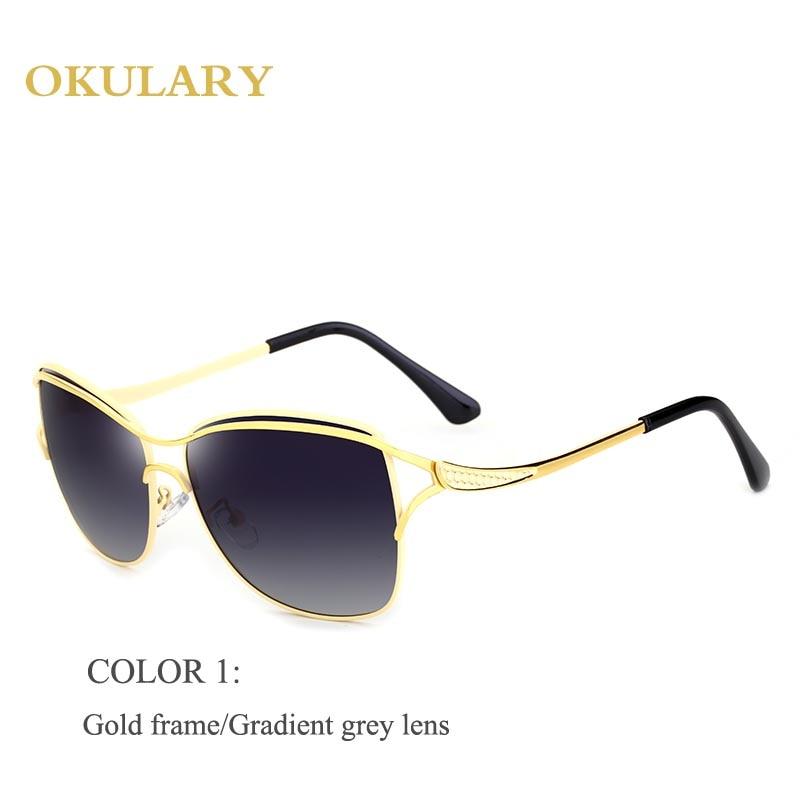 Guida Delle Feminino Polarizzati Da Sole 4 color 1 Sol Di 2 5 3 Km8116 Oculos De Occhiali Marca Donne color Color 6 color Pilota 2018 color color qYxOzwA5t
